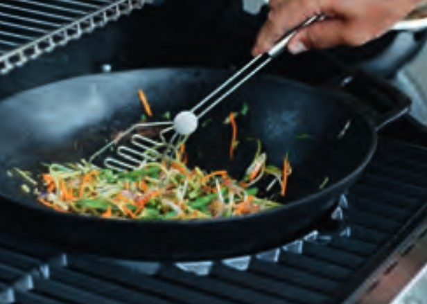 Rösle Gasgrill Wok : Rösle wok vario pro Ø cm für gasgrill vario grillsystem ebay