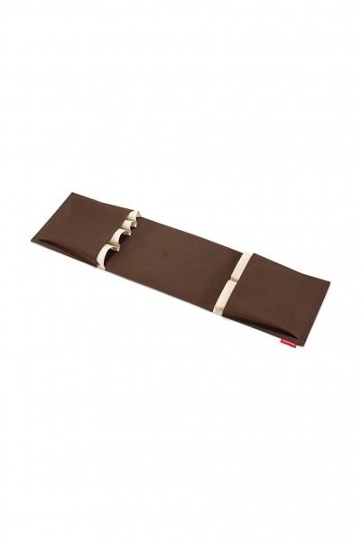 Reisenthel Seatpocket Sitzablage Sofaablage mit Seitentaschen sand