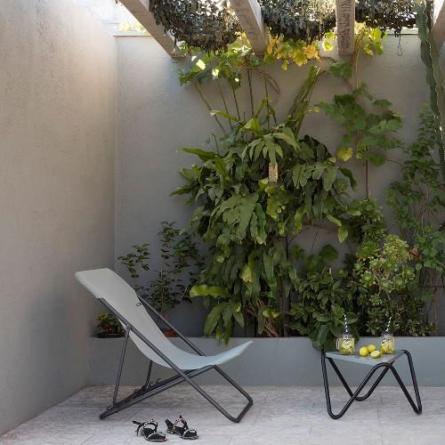lafuma liegestuhl maxi transat relaxsessel strand batyline. Black Bedroom Furniture Sets. Home Design Ideas