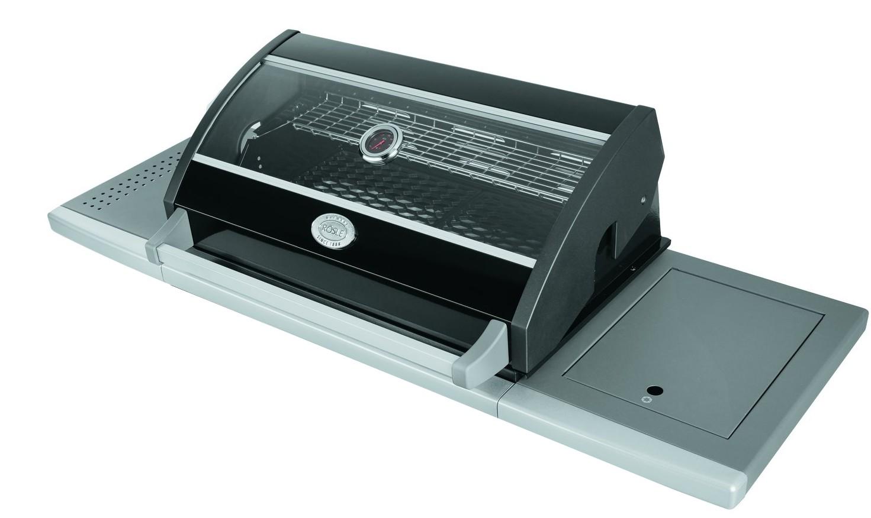 Rösle Gasgrill Hersteller : Rösle gasgrill bbq station kw vision g schwarz abdeckhaube