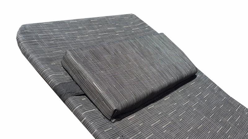 osoltus camping klappliege sonnenliege gesundheitsliege ravenna relaxliegen garten. Black Bedroom Furniture Sets. Home Design Ideas