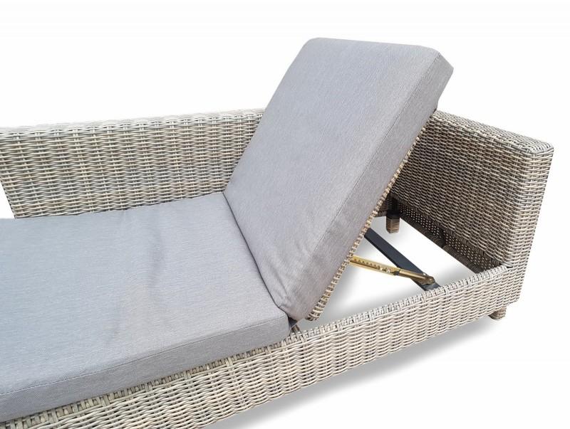 osoltus lounge sofa liege siena verstellfunktion. Black Bedroom Furniture Sets. Home Design Ideas