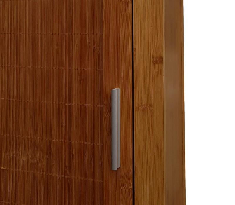 osoltus bambus bali badschrank badregal hochschrank. Black Bedroom Furniture Sets. Home Design Ideas